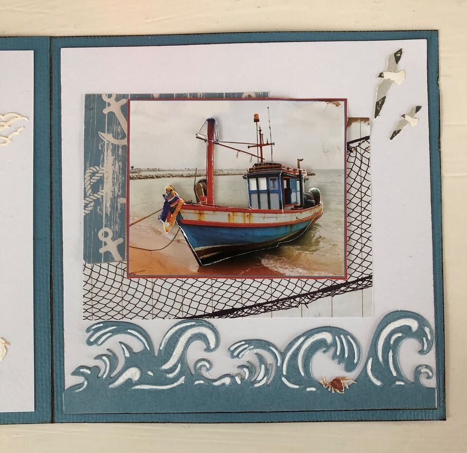 Blandede hobbyartikler, Håndlavet kort