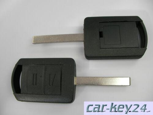 Opel Agila Astra Corsa Meriva Signum Tigra Vectra Zafira Télécommande 2 Touches
