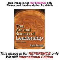 The Art and Science of Leadership by Afsaneh Nahavandi (2014, Paperback)