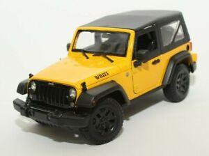 Jeep-Wrangler-Maisto-Special-Edition-scale-1-18-model