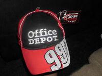 Chase Nascar Carl Edwards 99 Office Depot Roush Fenway Racing Youth Hat