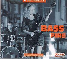 Bass Fire Various 24 Karat Zounds Gold CD Audio's Audiophile Vol. 7
