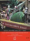 1000 Jahre Halle - 1961 von Simone Trieder (2011, Taschenbuch)