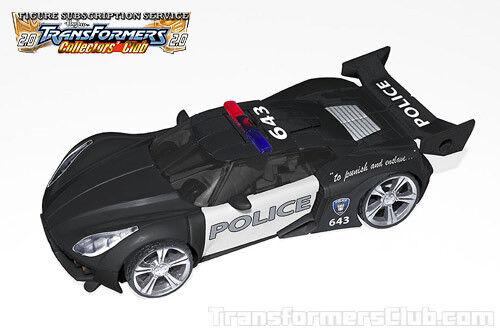 TCC Figur Prenumeration TFC 2.0 transformers samlaors Club Fullständig Set All 6