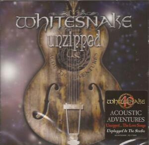 Whitesnake-Unzipped-The-Love-Songs-CD-2018-NEW-SEALED