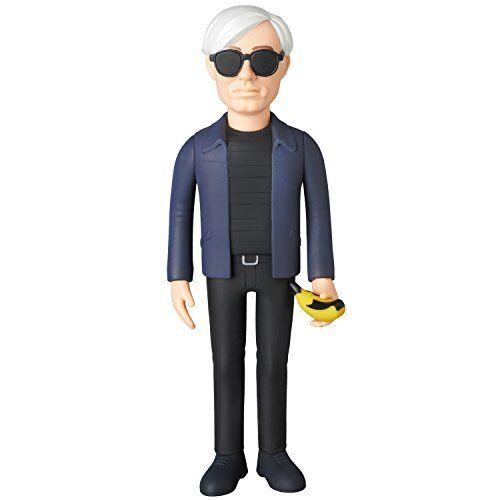 venta directa de fábrica Vcd Andy Warhol Azul Marino Ver. Figura Figura Figura Medicom Juguete Muñecas Coleccionables De Vinilo No.233  elige tu favorito