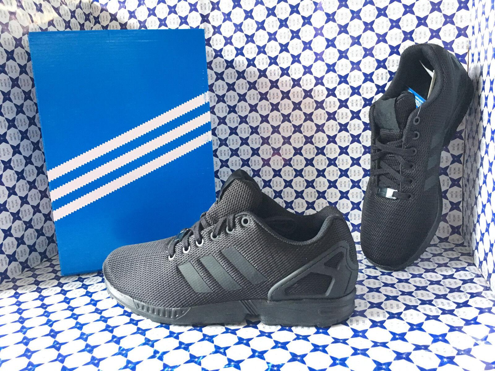 chaussures Adidas Originals ZX Flux hommes - baskets Jogging - noir - S32279