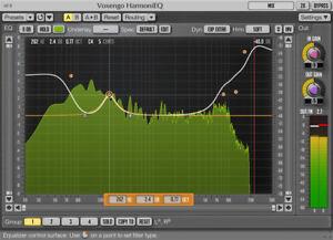 Details about Voxengo HarmoniEQ (parametric, harmonically-enhanced  equalizer plugin)
