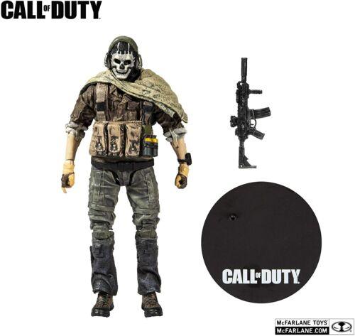McFarlane GIOCATTOLI Call of Duty S1 Modern Warfare 2 Simon Ghost Riley Action Figure