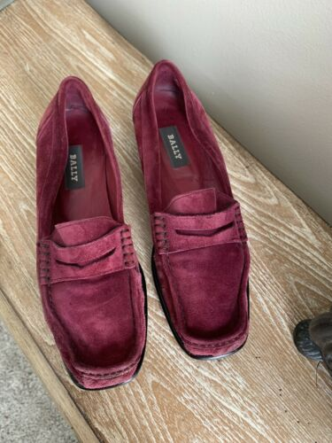 Women's Bally Loafers 38
