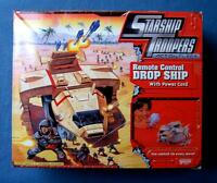 Ultra Rare Starship Troopers Remote Control Drop Ship Galoob 1997 Spaceship