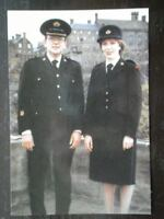 POSTCARD ROYAL MAIL POST OFFICE MEMBERS OF THE ST JOHN'S AMBULANCE CORP