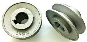 45 MM PULLEY FOR MOST CLUTCH MOTORS INDUSTRIAL SEWING MACHINE PART