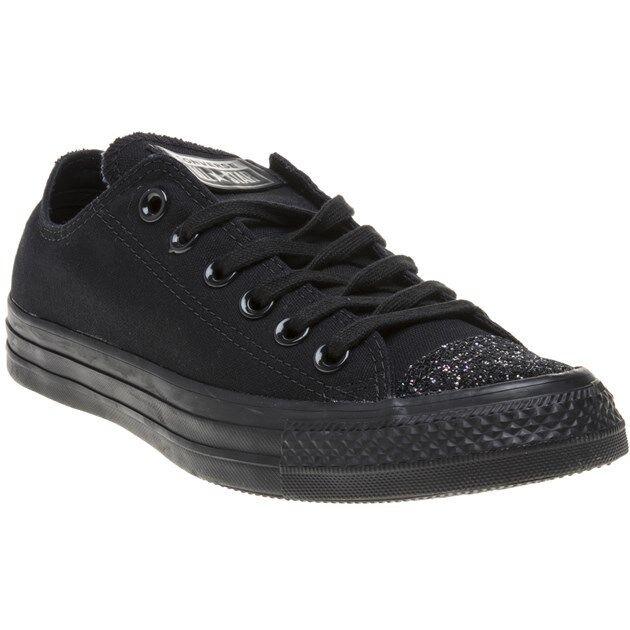 Nuovi  WOMEns CONVERSE MULTI nero TUTTI STAR OX CANVAS scarpe da ginnastica  sport dello shopping online