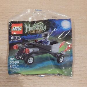 Lego-Monster-Fighters-Zombie-Coffin-Car-30200-Polybag-NEW