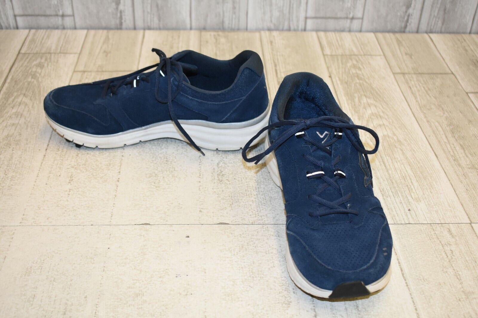VIONIC Revive Active Sneaker - Men's Size 11.5 - Navy