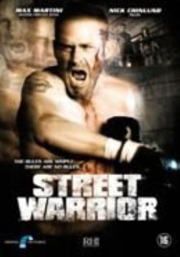 Street Warrior [Region 2] - Dutch Import (US IMPORT) DVD NEW