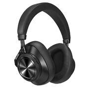 Bluetooth Headphones Bluedio T7Plus Wireless ANC Headset Support SD Card Slot