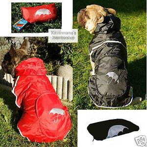 Hundemantel-Hundejacke-Hundedecke-XS-M-Regenmantel-Regenjacke-Rainy-Nobby