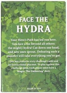 face the hydra
