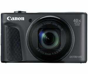 Canon-PowerShot-SX730-HS-20MP-1080p-HD-40x-Zoom-3-Inch-LCD-Camera-Black