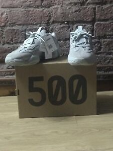 0361c9e31ed Image is loading Adidas-Yeezy-500-Salt-UK-SIZE-9-5