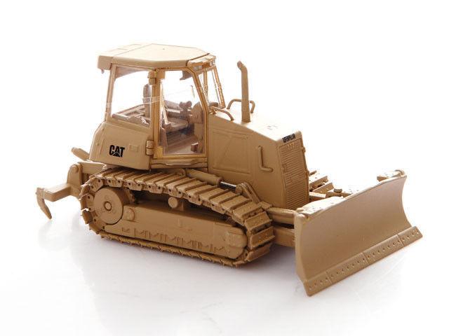 1 50 Caterpillar Cat 55253 militar D6K tipo de seguimiento modelo diecast camión tractor