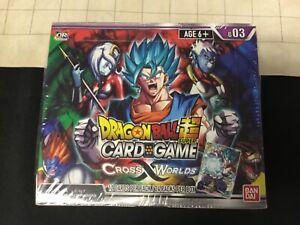 Dragon-Ball-Super-Cross-Worlds-Booster-Box-B-03-Factory-Sealed