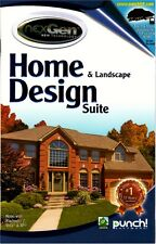 Home & Landscape Design Suite by Punch Software for Windows 7, Vista, XP