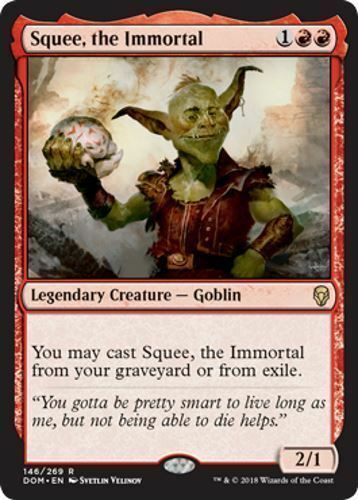 the Immortal Squee