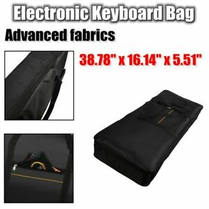 High-Quality-61-Key-Keyboard-Electric-Piano-Organ-Padded-Case-Gig-Bag-Black-39-034