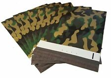 200 10x13 Camo Poly Mailer Plastic Shipping Bag Envelopes Polybag Polymailer
