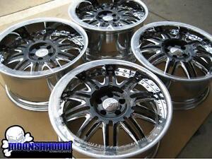 Details About 20 Strut Icon Ms Chrome Wheels Rims Mercedes Benz 5x112 Forgiato Asanti Gfg Hre