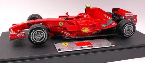 Ferrari F2007 Michael Schumacher 2007 Barcelona Test Drive 1:18 Model N5423