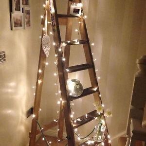100 500led Warmweiss Innen Ausse Xmas Beleuchtung Lichterkette