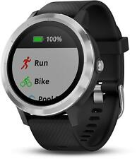 "Garmin Vivoactive 3 GPS Smartwatch With Heart Rate Monitor 1.2"" Touchscreen"