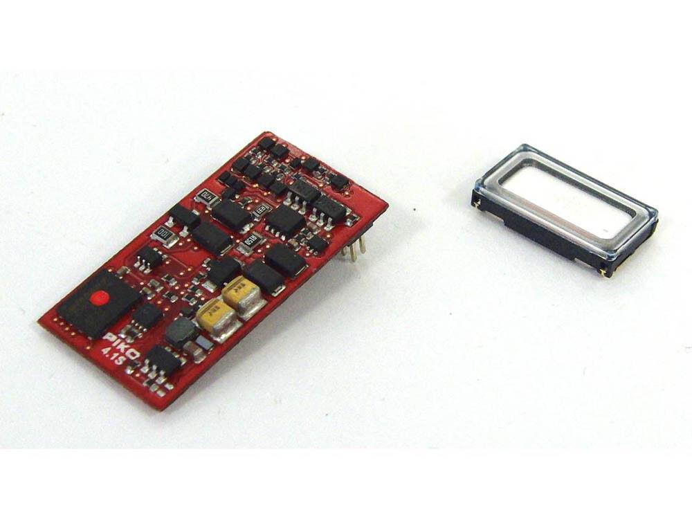 Piko 56428 Smart descodificador 4.1 plux22 con sonido Altavoz para bb 60000 mfx-capaz