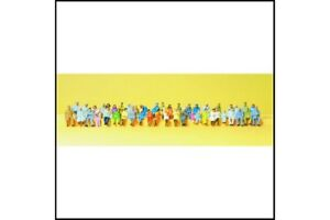 Preiser 14103 HO 1//87 Personnages assis