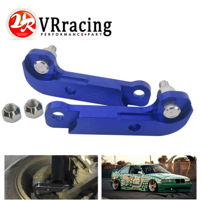 Turn Angle Kit for BMW E46 Drifting Adapter Increases Angle by 20 Aluminum