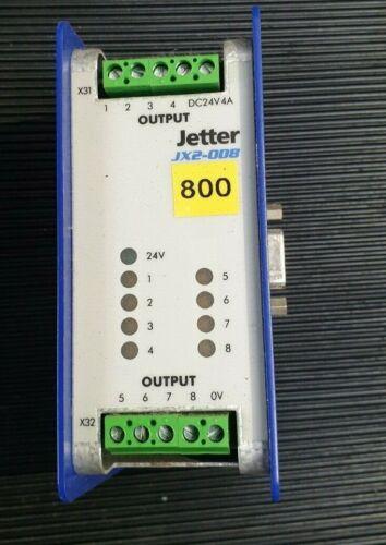 JETTER JX2-OD8 EXPANSION MODULE R5S12.8B2