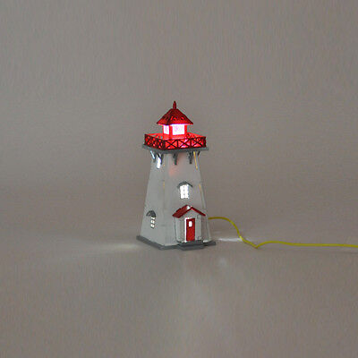 TM510 Tech Model Series - LED Lighthouse - Wooden Model Kit