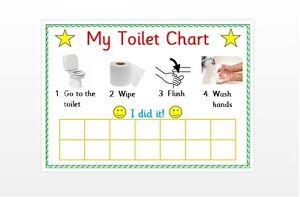 Toilet Reminder Watch