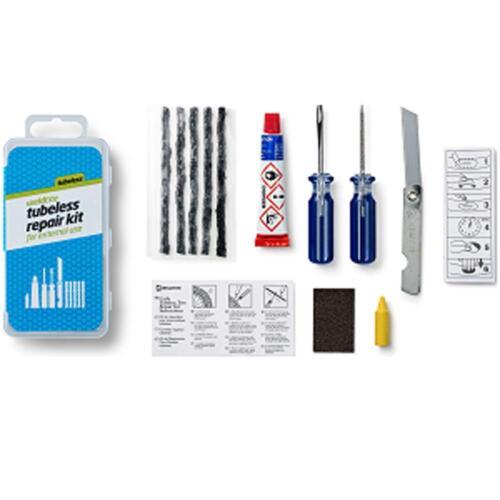 Weldtite Tubeless cycle tyre repair kit external