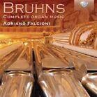 Comp Organ Music - Bruhns 2014 CD