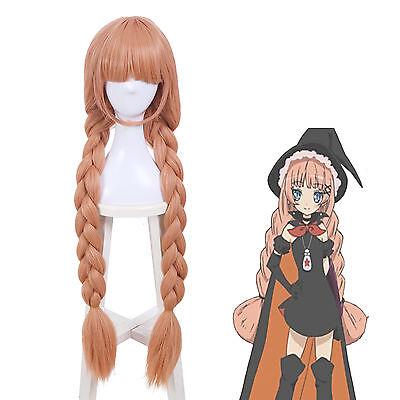 Magical Girl Raising Project Tsubame Murota Top Speed Cosplay Full Wig