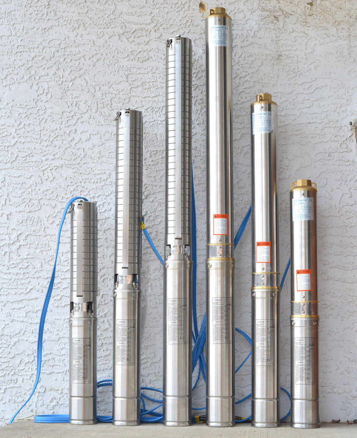 """3"""" SUBMERSIBLE WATER PUMP (9.2 GPM@385 FT) SINGLE PHASE 1 ..."""