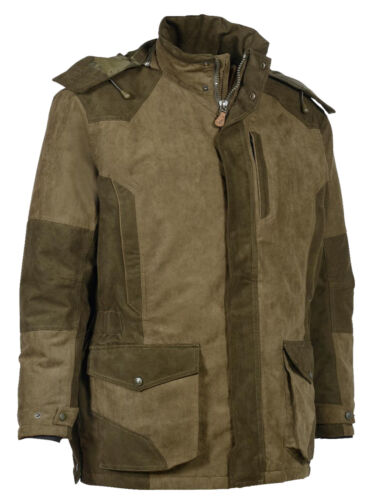 New Mens Percussion Grand Nord Waterproof Hunting Jacket Windproof Shooting Coat
