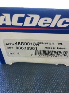 ACDelco 46G0013A Advantage Front Suspension Stabilizer Bar Link Kit with