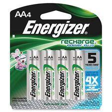 Energizer Recharge NiMH AA Batteries - EVENH15BP4CT