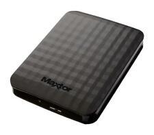 Maxtor Seagate STSHX-M201TCBM HDD Esterno 2,5'' 2TB, USB 3.0 Nero